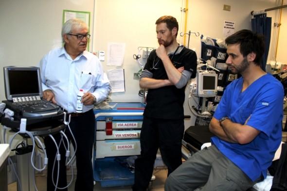 Ecotomografo Hospital Coyhaique 2