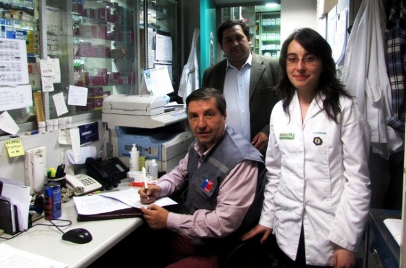 Fiscalizacion farmacias dir trabajo Aysen Nota