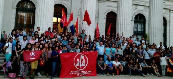 JS ideologico Santiago