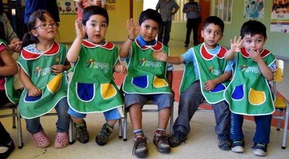 Jardin infantil Integra