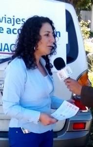 Karina Acevedo, Directora Sernac Aysén