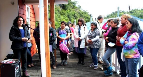 Reconstrucción Capilla Carolina Rojas Pto Gala Nota