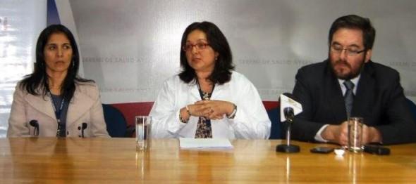 conferencia prensa muerte Marea Roja Nota