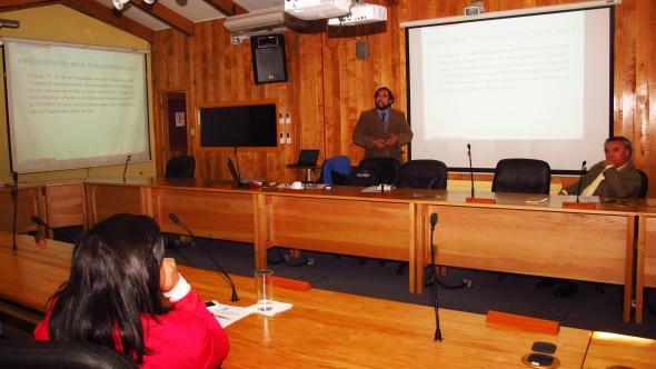 1- Dir Reg JUNAEB en Comision Social CORE