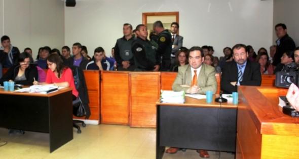 Audiencia Tribunal de Garantía 1