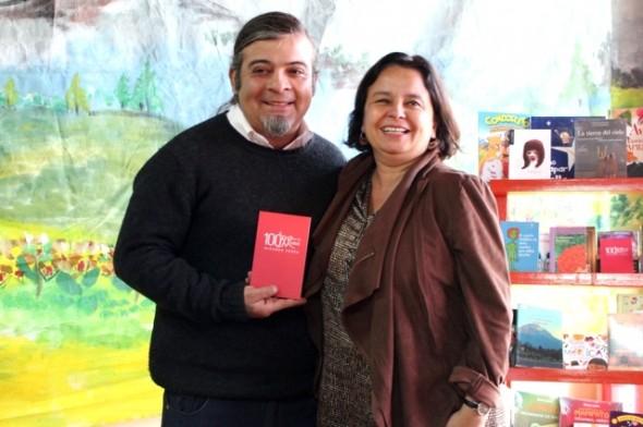Cristian Gallegos director Esc Valle Simspon y Min Cultura