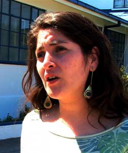 Directora Hospital Chile Chico Carmen Gloria  Monsalve
