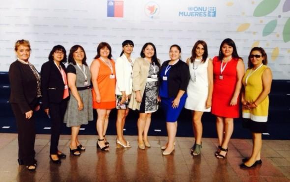 Encuentro ONU Mujeres Nota