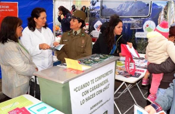 Feria Preventiva Salud Nota