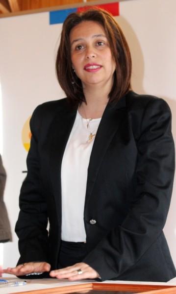 Intendenta Ximena Ordenes Nota