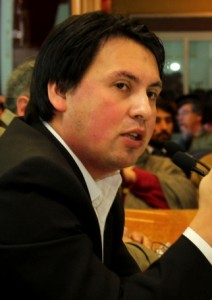 Julio Rossel Nota