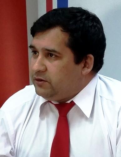 Luis Oyarzo