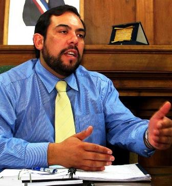 Marcio Villouta, DR JUNAEB EPD