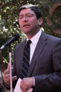 Pablo Badenier, ministro del Mndio Ambiente