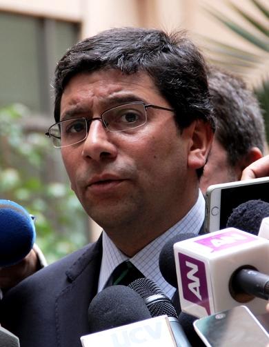 Ministro Pablo  Badenier