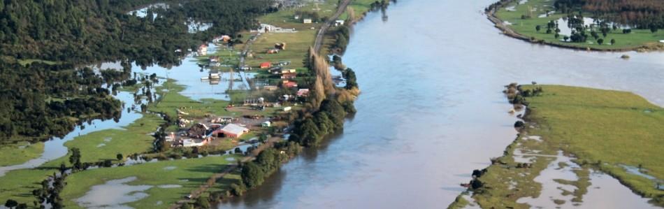 Inundacion Aysen Slide
