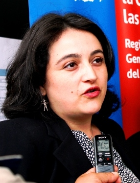 Carolina Rojas CNCA