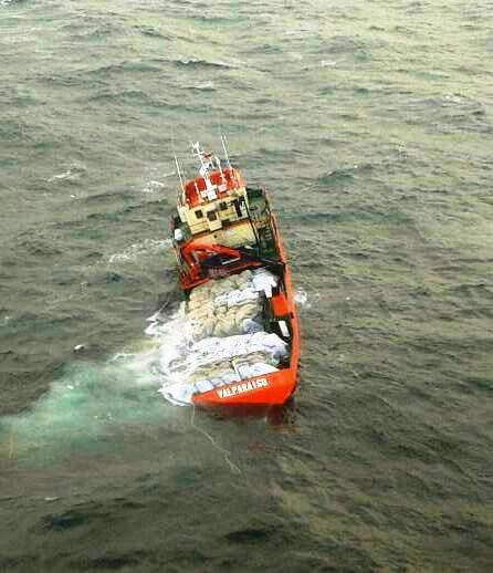 Doña Mariana 1 Rescate Golfo Corcovado