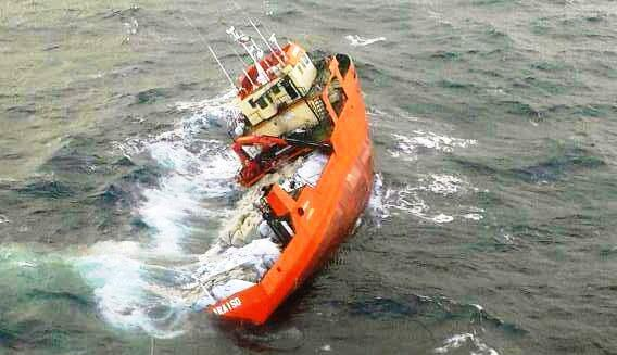 Doña Mariana 2 Rescate Golfo Corcovado Galeria