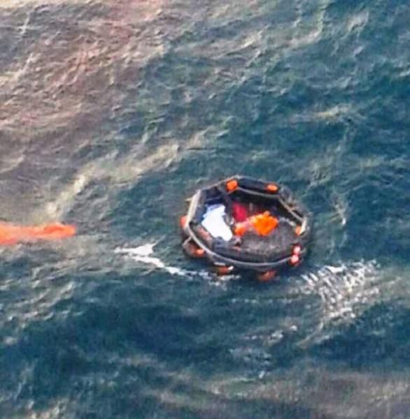 Doña Mariana 3 Rescate Golfo Corcovado