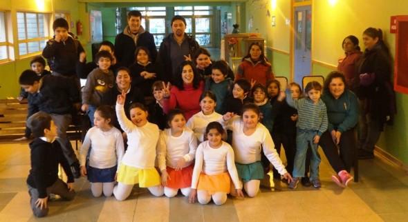 Escuela V Ohiggins Forjadores ambientales 1