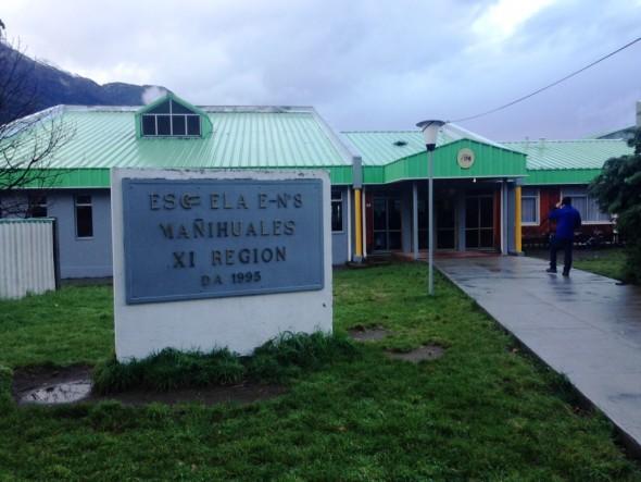 Escuela Villa Mañihuales