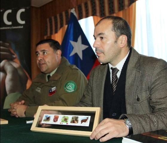 Horacio Velasquez, seremi de Agricultura