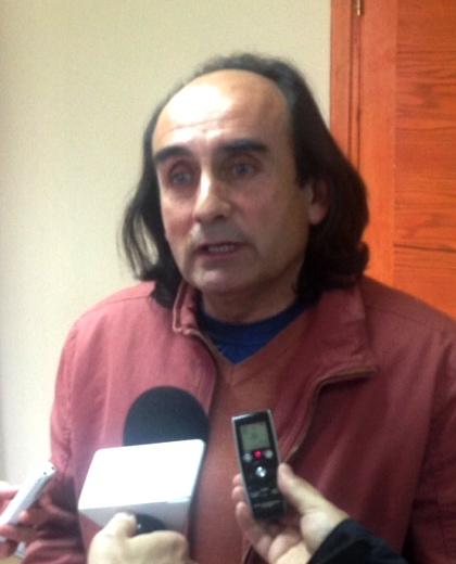 Luperciano Muñoz caso aridos