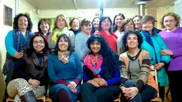 Mujeres DC Nota