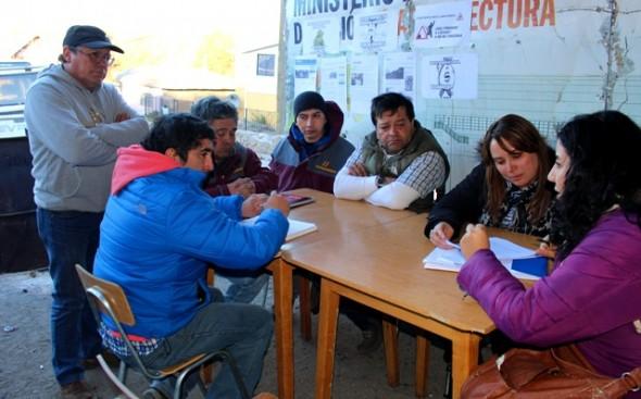 Reunión Cerro Bayo 3 Nota