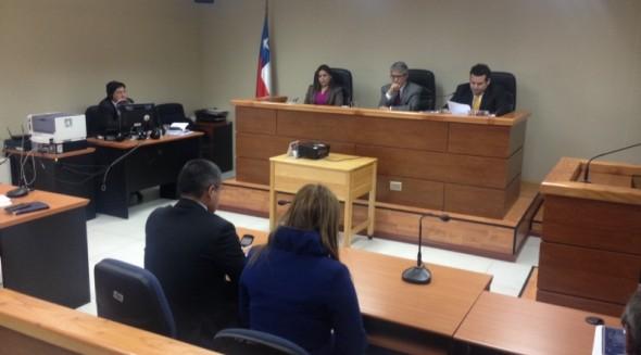 Tribunal unanime ºdo Caso Aridos
