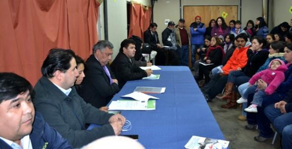 sesion concejo Villa Frontera