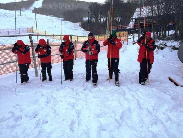 Patrulla Ski 1 Nota