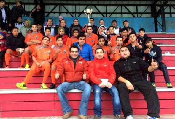 Club deportivo Guaitecas Unido Nota