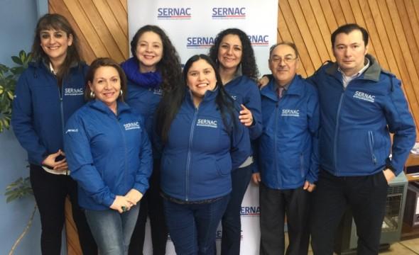 Equipo Regional Sernac