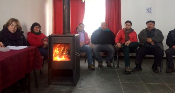 Reunion vecinos Guadal
