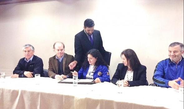 Firma Protocolo MSP Gobierno