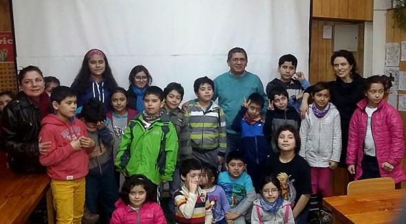Orquesta Colegio El Camino 1