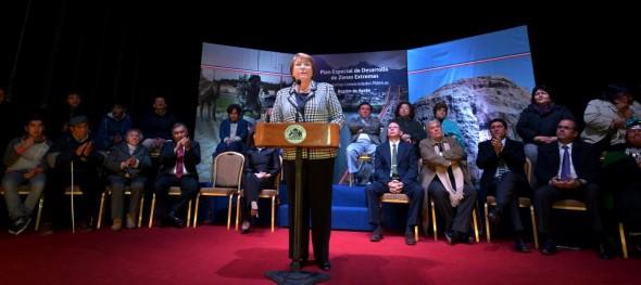 Bachelet Coyhaique
