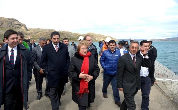 Bachelet costanera ibañez