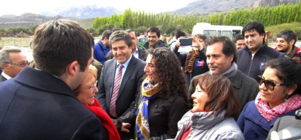 Bachelet y Gabinete Nota