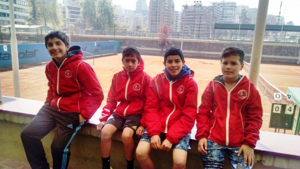 Club de Tenis 1