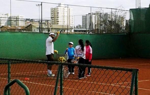 Club de Tenis 5