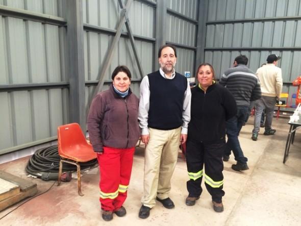 Dia del Trabajador Portuario Enrique Runin