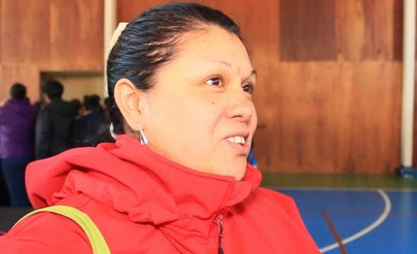 Ximena Pinilla, apoderada