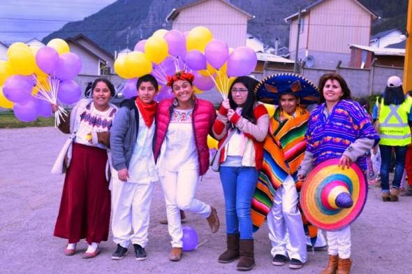 Colegio El camino Aniversario 1