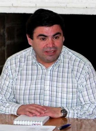 Henry Mendez presidente DC Aysén