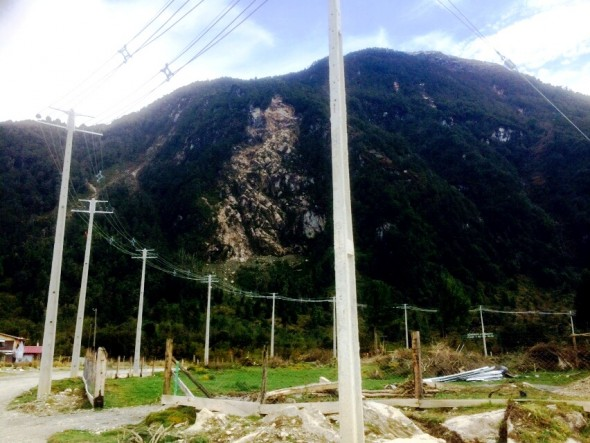 Rio Los Palos Postes