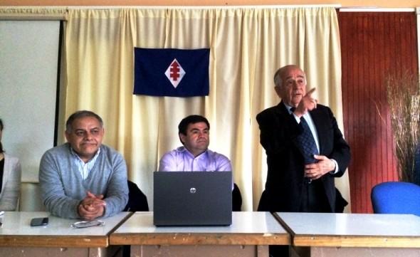 henry mendez y Zaldivar Nota