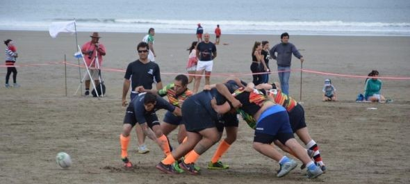 Equipo de rugby..